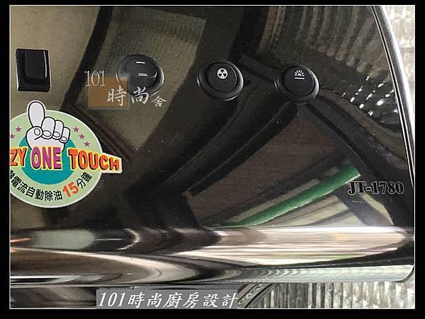 @不鏽鋼檯面廚房設計一字型作品-萬大路張公館(34).JPG
