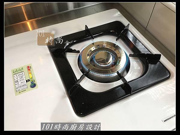 @不鏽鋼檯面廚房設計一字型作品-萬大路張公館(43).JPG