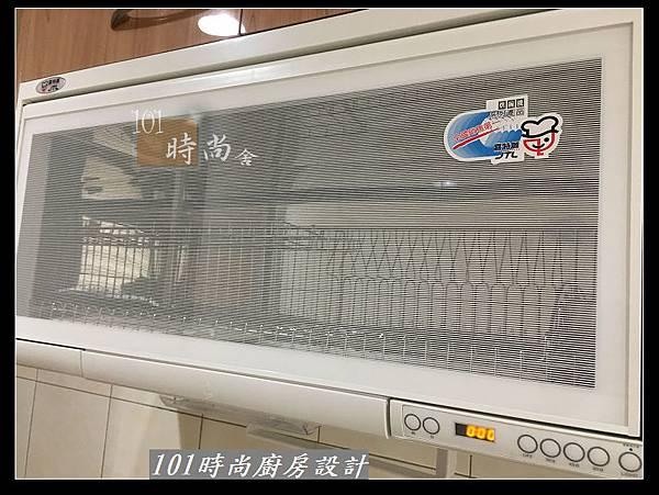 @不鏽鋼檯面廚房設計一字型作品-萬大路張公館(55).JPG