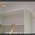 @小套房美耐板一字型廚房設計 廚具工廠直營  作品分享:板橋府中路楊公館-(1).JPG