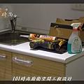 @小套房美耐板一字型廚房設計 廚具工廠直營  作品分享:板橋府中路楊公館-(4).JPG