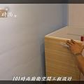 @小套房美耐板一字型廚房設計 廚具工廠直營  作品分享:板橋府中路楊公館-(9).JPG