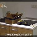 @小套房美耐板一字型廚房設計 廚具工廠直營  作品分享:板橋府中路楊公館-(6).JPG