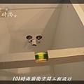 @小套房美耐板一字型廚房設計 廚具工廠直營  作品分享:板橋府中路楊公館-(13).JPG