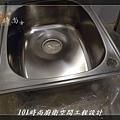 @小套房美耐板一字型廚房設計 廚具工廠直營  作品分享:板橋府中路楊公館-(18).JPG