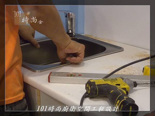 @小套房美耐板一字型廚房設計 廚具工廠直營  作品分享:板橋府中路楊公館-(29).JPG