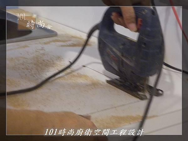 @小套房美耐板一字型廚房設計 廚具工廠直營  作品分享:板橋府中路楊公館-(31).JPG