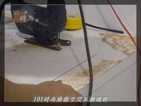 @小套房美耐板一字型廚房設計 廚具工廠直營  作品分享:板橋府中路楊公館-(30).JPG