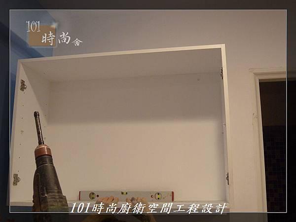 @小套房美耐板一字型廚房設計 廚具工廠直營  作品分享:板橋府中路楊公館-(42).JPG