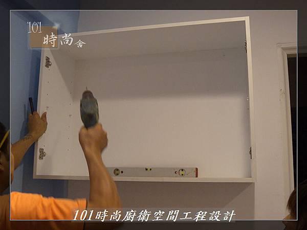 @小套房美耐板一字型廚房設計 廚具工廠直營  作品分享:板橋府中路楊公館-(43).JPG