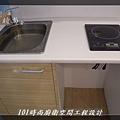 @小套房美耐板一字型廚房設計 廚具工廠直營  作品分享:板橋府中路楊公館-(50).JPG