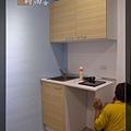 @小套房美耐板一字型廚房設計 廚具工廠直營  作品分享:板橋府中路楊公館-(79).JPG