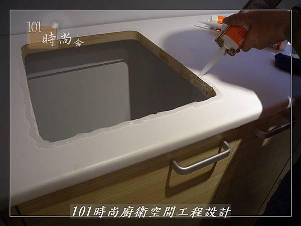 @小套房美耐板一字型廚房設計 廚具工廠直營  作品分享:板橋府中路楊公館-(99).JPG