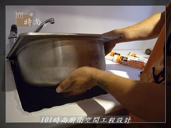 @小套房美耐板一字型廚房設計 廚具工廠直營  作品分享:板橋府中路楊公館-(102).JPG