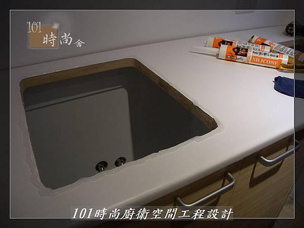 @小套房美耐板一字型廚房設計 廚具工廠直營  作品分享:板橋府中路楊公館-(100).JPG