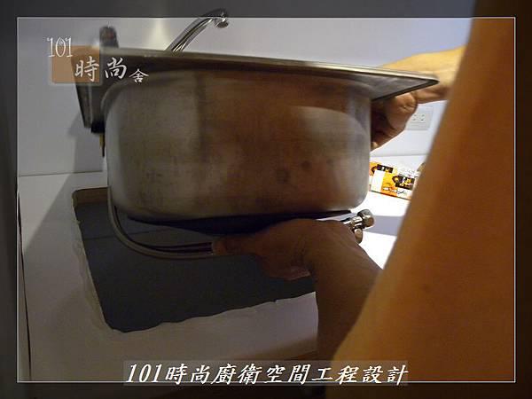 @小套房美耐板一字型廚房設計 廚具工廠直營  作品分享:板橋府中路楊公館-(101).JPG