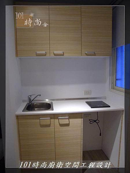 @小套房美耐板一字型廚房設計 廚具工廠直營  作品分享:板橋府中路楊公館-(105).JPG