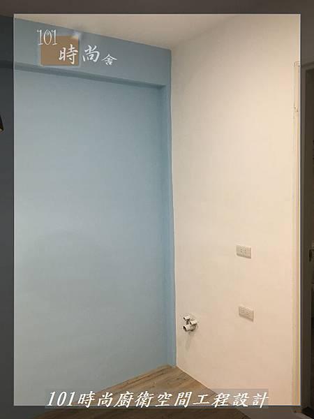 @小套房美耐板一字型廚房設計 廚具工廠直營  作品分享:板橋府中路楊公館-(134).JPG