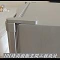 @廚房設計 廚具設計 廚房設計圖 廚房流理台 系統廚具 小套房廚具 廚具工廠直營 美耐板 一字型廚房設計 作品分享:三重劉公館(19).jpg