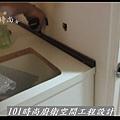 @廚房設計 廚具設計 廚房設計圖 廚房流理台 系統廚具 小套房廚具 廚具工廠直營 美耐板 一字型廚房設計 作品分享:三重劉公館(21).jpg