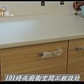@廚房設計 廚具設計 廚房設計圖 廚房流理台 系統廚具 小套房廚具 廚具工廠直營 美耐板 一字型廚房設計 作品分享:三重劉公館(60).jpg