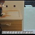 @廚房設計 廚具設計 廚房設計圖 廚房流理台 系統廚具 小套房廚具 廚具工廠直營 美耐板 一字型廚房設計 作品分享:三重劉公館(65).jpg