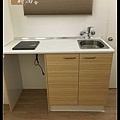 @廚房設計 廚具設計 廚房設計圖 廚房流理台 系統廚具 小套房廚具 廚具工廠直營 美耐板 一字型廚房設計 作品分享:三重劉公館(76).jpg