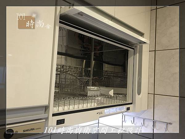 @ 廚房設計 廚具工廠直營 人造石檯面一字型廚房 作品-中和景平路涂公館-(61).JPG