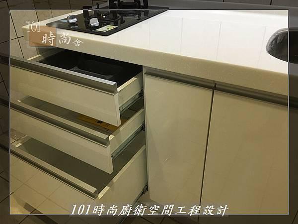 @ 廚房設計 廚具工廠直營 人造石檯面一字型廚房 作品-中和景平路涂公館-(66).JPG