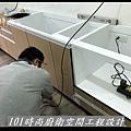 @ 廚房設計 廚具工廠直營 人造石檯面一字型廚房 作品-南港吳公館(24).jpg