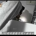 @ 廚房設計 廚具工廠直營 人造石檯面一字型廚房 作品-南港吳公館(40).jpg