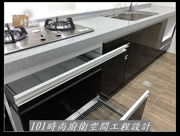 @ 廚房設計 廚具工廠直營 人造石檯面一字型廚房 作品-南港吳公館(79).jpg
