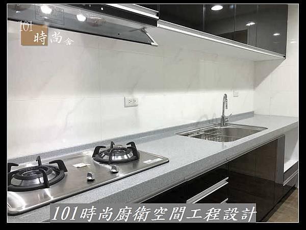 @ 廚房設計 廚具工廠直營 人造石檯面一字型廚房 作品-南港吳公館(96).jpg