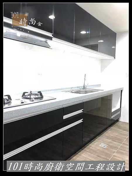 @ 廚房設計 廚具工廠直營 人造石檯面一字型廚房 作品-南港吳公館(94).jpg