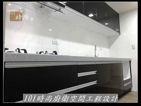 @ 廚房設計 廚具工廠直營 人造石檯面一字型廚房 作品-南港吳公館(97).jpg