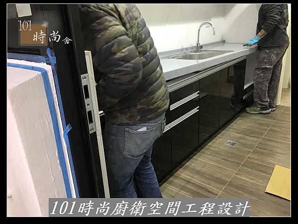 @ 廚房設計 廚具工廠直營 人造石檯面一字型廚房 作品-南港吳公館(129).jpg