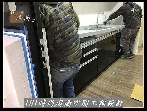 @ 廚房設計 廚具工廠直營 人造石檯面一字型廚房 作品-南港吳公館(128).jpg