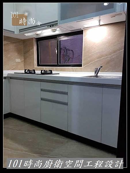 @L字型廚房設計 廚具工廠直營 101時尚廚具設計 樂天人造石檯面 作品-和平東丁公館(123).jpg