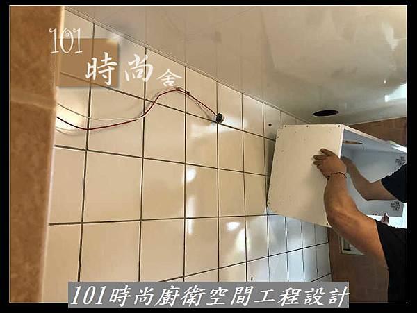 @不鏽鋼檯面一字型廚房設計 系統廚具櫥櫃工廠直營 作品分享:新店北宜路黃公館(3).jpg