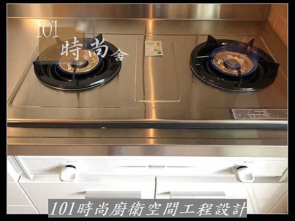 @不鏽鋼檯面一字型廚房設計 系統廚具櫥櫃工廠直營 作品分享:新店北宜路黃公館(16).jpg