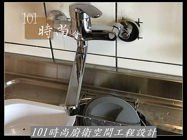@不鏽鋼檯面一字型廚房設計 系統廚具櫥櫃工廠直營 作品分享:新店北宜路黃公館(35).jpg