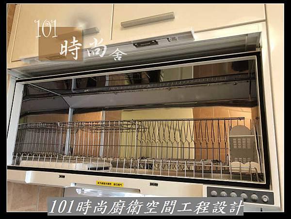 @不鏽鋼檯面一字型廚房設計 系統廚具櫥櫃工廠直營 作品分享:新店北宜路黃公館(40).jpg