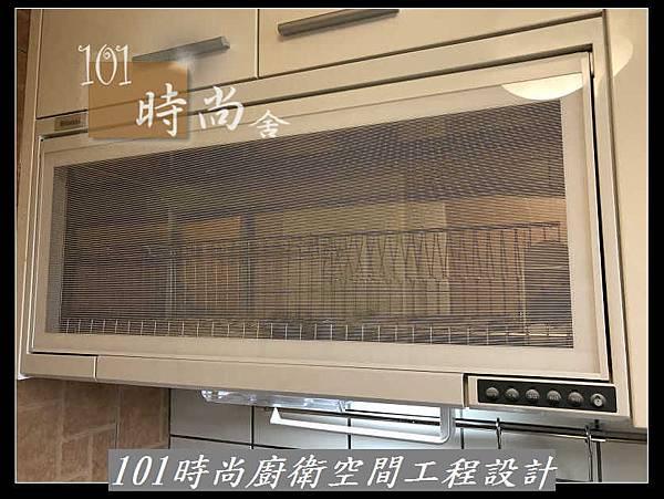 @不鏽鋼檯面一字型廚房設計 系統廚具櫥櫃工廠直營 作品分享:新店北宜路黃公館(36).jpg