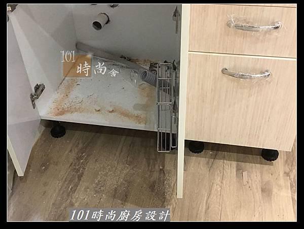 @小套房廚具  美耐板一字型廚房設計 作品分享-中和連城郭公館(4).jpg