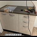 @小套房廚具  美耐板一字型廚房設計 作品分享-中和連城郭公館(9).jpg
