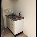 @小套房廚具  美耐板一字型廚房設計 作品分享-中和連城郭公館(16).jpg