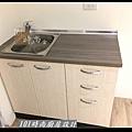 @小套房廚具  美耐板一字型廚房設計 作品分享-中和連城郭公館(28).jpg