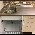 @小套房廚具  美耐板一字型廚房設計 作品分享-中和連城郭公館(50).jpg