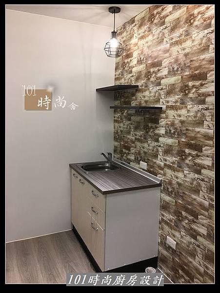 @小套房廚具  美耐板一字型廚房設計 作品分享-中和連城郭公館(54).jpg