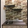 @小套房廚具  美耐板一字型廚房設計 作品分享-中和連城郭公館(57).jpg